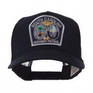 USA Eastern State Police Embroidered Patch Cap - SC Hwy