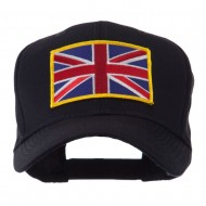 Europe Flag Embroidered Patch Cap - United Kingdom
