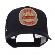 USA Eastern State Police Embroidered Patch Cap - TN State