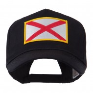 USA Eastern State Embroidered Patch Cap - Alabama