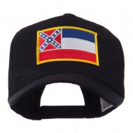 USA Eastern State Embroidered Patch Cap - Mississippi