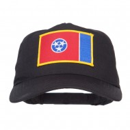 USA Eastern State Embroidered Patch Cap - Tennessee