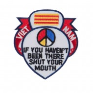 ETC Embroidered Military Patch - If you