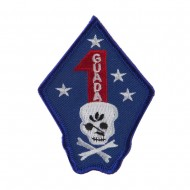 ETC Embroidered Military Patch - Guada