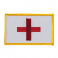 ETC Embroidered Military Patch - Cross
