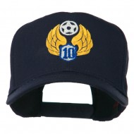 10th Air Force Military Badge Embroidered Cap - Navy