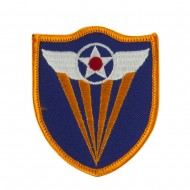Air Force Division Embroidered Military Patch - 4th