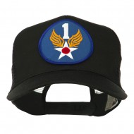 Air Force Division Embroidered Military Patch Cap - 1st
