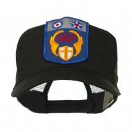 Air Force Division Embroidered Military Patch Cap - Desert