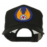 Air Force Division Embroidered Military Patch Cap - Air Material