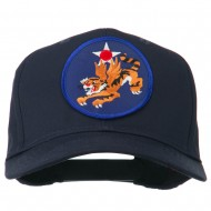 14th Air Force Division Patched Cap - Navy
