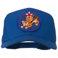 14th Air Force Division Patched Cap - Royal