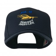 FIA 18 Hornet Handler with Image of a Hornet Embroidered Cap - Navy