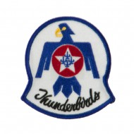 Air Force Embroidered Military Patch - Thunderbird