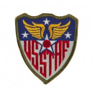 Air Force Embroidered Military Patch - Strategic AF