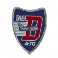 Air Force Embroidered Military Patch - A 7D