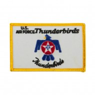 Air Force Embroidered Military Patch - Thunderbird 2