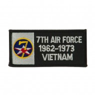 Air Force Embroidered Military Patch - 7th AF