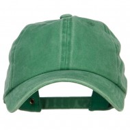Unstructured Pigment Dyed Cotton Cap - Kelly Green