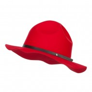 Ranger Mountie Hat - Red