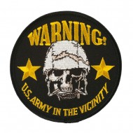 Hooah! Army Patches - US Army
