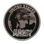 Hooah! Army Patches - United States Army