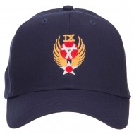 Air Force 9th Command Embroidered Cap - Navy