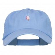 Mini Popsicle Embroidered Low Cap - Sky Blue