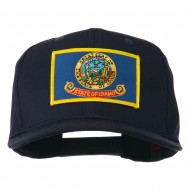 Idaho State High Profile Patch Cap - Navy