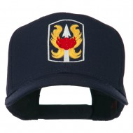 199th Infantry Military Badge Embroidered Cap - Navy