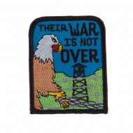 Pow Mia Embroidered Military Patch - Not Over