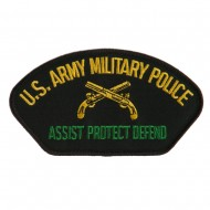 US Military Police Large Patch - Army Police