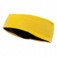 Moisture Wicking Ear Warmer - Yellow