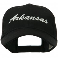 Mid States Embroidered Cap - Arkansas