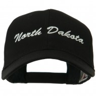 Mid States Embroidered Cap - North Dakota