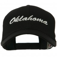 Mid States Embroidered Cap - Oklahoma