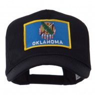 USA Mid State Embroidered Patch Cap - Oklahoma