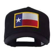 USA Mid State Embroidered Patch Cap - Texas