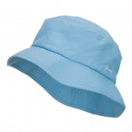 UV 50+ Microfiber Bucket Hat - Baby Blue