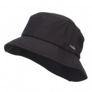 UV 50+ Microfiber Bucket Hat - Black