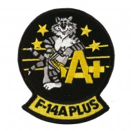 Naval Aircraft Patch - F-14A Plus