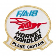 Naval Aircraft Patch - FA-18