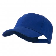 New Deluxe Cotton Cap-Royal