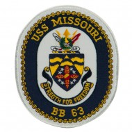 US Navy Oval Large Patch - MO63