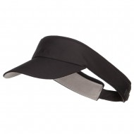 Mini Ripstop Performance Visor - Black