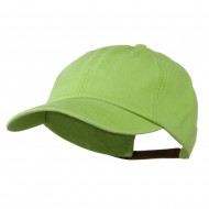 Optimum Pigment Dyed Hat - Lime