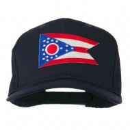 Ohio State High Profile Patch Cap - Navy
