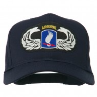 173rd Airborne Patch Cap - Navy