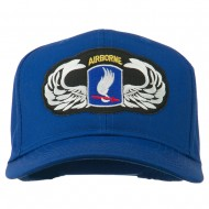 173rd Airborne Patch Cap - Royal
