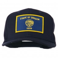 Oregon State High Profile Patch Cap - Navy